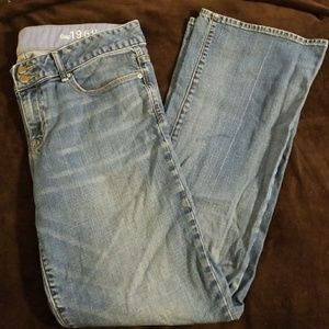 1969 Gap Jeans 32/14R Light Wash Perfect Boot